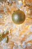 Christmas bulb Stock Photo