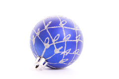 Christmas bulb isolated Stock Images