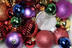 Christmas Bulbs Royalty Free Stock Images