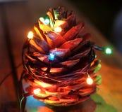 Christmas bump, tree Stock Image