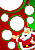 Christmas business background Stock Photo