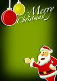 Christmas business background Stock Photo