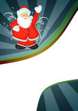 Christmas business background Stock Image
