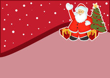 Christmas business background Stock Images