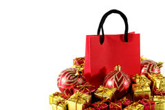 Christmas buying time Royalty Free Stock Photography