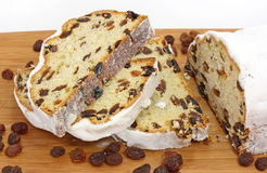 Christmas cake Stock Photos