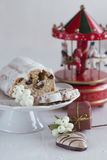 Christmas cakes and gingerbread Stock Image
