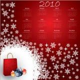 Christmas calendar 2 Royalty Free Stock Image