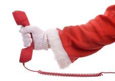 Christmas calling Stock Image
