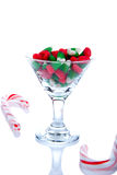 Christmas Candies Royalty Free Stock Image