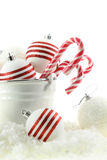 Christmas candies Royalty Free Stock Photography