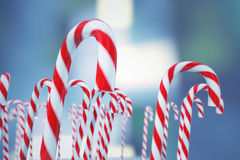 Christmas candies. Stock Images