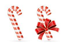Christmas candies Stock Photos