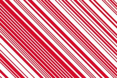 Christmas candle, lollipop pattern. Striped diagonal background with slanted lines. Stripy backdrop Vector illustration. Christmas candle, lollipop pattern Royalty Free Stock Photos