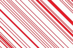 Christmas candle, lollipop pattern. Striped diagonal background with slanted lines. Stripy backdrop Vector illustration. Christmas candle, lollipop pattern Stock Images