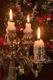 Christmas candles 2 Stock Image