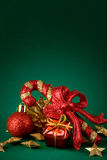 Christmas candy Royalty Free Stock Photo