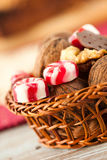 Christmas candy Royalty Free Stock Photography