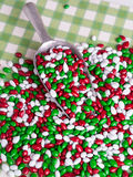 Christmas Candy Buffet Royalty Free Stock Photography