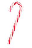 Christmas candy cane Stock Image