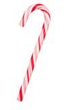 Christmas candy cane Stock Image
