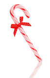 Christmas candy cane Royalty Free Stock Photos