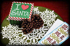Christmas. Candy canes and Christmas trees, spreading Holiday cheer Stock Photos