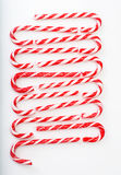 Christmas candy Magic Staff Royalty Free Stock Photos