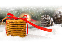 Christmas candy Royalty Free Stock Image