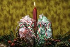 Christmas Candy Stock Photos