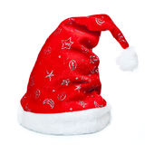 Christmas cap Stock Image