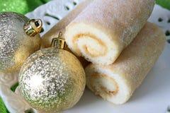 Christmas Caramels Stock Photo