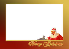 Christmas card 02 Royalty Free Stock Photos