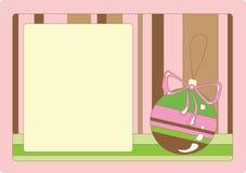 Christmas card. Illustration of cute christmas card, art Stock Photos