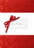 Christmas card Stock Photos