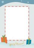 Christmas card 12 Royalty Free Stock Photos