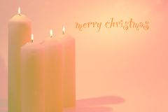 Christmas card. Merry christmas card for christmas greetings Royalty Free Stock Image