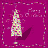 Christmas-card Royalty Free Stock Photos