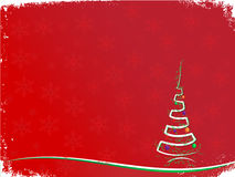 Christmas Card 2 Stock Photography