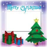 Christmas card 2 Stock Photography