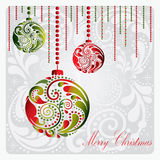 Christmas card. Stock Images