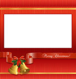 Christmas card Royalty Free Stock Photo
