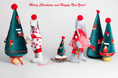 Free Christmas Card Stock Image - 26111331