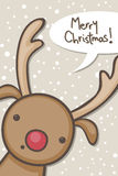 Christmas card Stock Images