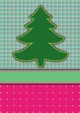 Christmas card Royalty Free Stock Image