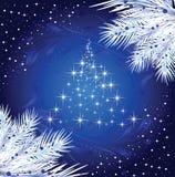 Christmas card Royalty Free Stock Photos