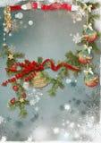Christmas card Stock Photo