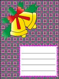 Christmas card. New year 2013 vector illustration