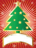 Christmas Card 3 Royalty Free Stock Photography