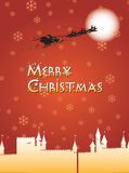 Christmas_card Royalty Free Stock Photo